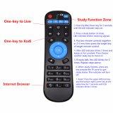 Kasten Fernsehapparat-2016 Qualität A95X 1g 8g Amlogic S905X Bits Bluetooth 4.0 des Fernsehapparat-Kasten-64 Android5.1