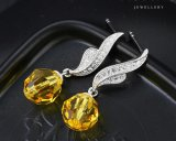92873 Fashion Crystals From Swarovski Jewelry Eardrop