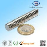 Directe Fabriek van de Permanente Magneten D20X2 van het Neodymium van de Schijf Super Sterke