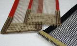 Nastro trasportatore ad aria calda della maglia dell'essiccatore PTFE