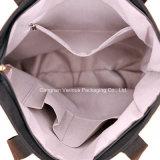 Saco de Tote impresso da lona, saco do algodão da bolsa para a escola