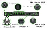 De statische Schakelaar msts-16A 3.5kw UPS van de Overdracht