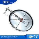 3.0 Ovale Manway interno di accesso del serbatoio della barra con la metallina lucidata