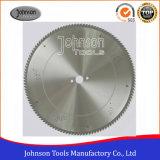la circulaire de CTT de 110-500mm scie des lames pour l'aluminium avec le type de Tcg