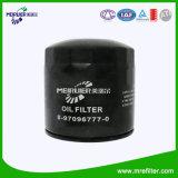 Filtro de petróleo de las piezas de automóvil 8-97096777-0 para el motor de Isuzu