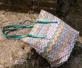 方法は革によって印刷されたショッピング旅行戦闘状況表示板のハンドバッグのショルダー・バッグを印刷した