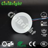7W 고성능 CREE/Epistar는 천장 점화 LED Downlight를 잘게 썬다