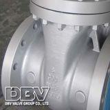 Valvola a saracinesca dell'acciaio inossidabile BS5163