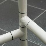 Presidenza di acquazzone di nylon antibatterica delle feci del bagno per gli handicappati