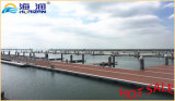 Excelente Stable Hot DIP Galvanizado Steel Frame Floating Pontoon