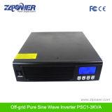 24V 2400W van de ZonneOmschakelaar van het Net met AC Lader