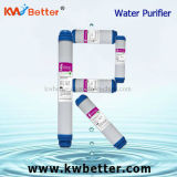 """Cartucho del purificador del agua """" 20 """" de Udf 10 para la filtración del agua"""