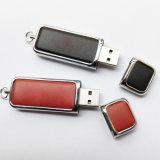 Диск формы u ключа самого нового выдвиженческого металла 2GB/4GB/8GB/16GB подарка с таможней логоса