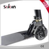 Fibra del carbón/patín eléctrico plegable de la vespa de aluminio (SZE250S-6)