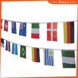Empavesados Nacional a la Bandera personalizada