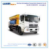 Dongfeng 4X2 Schnee-Abbau-Kehrmaschine-LKW mit Schnee-Pflug
