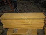 107-3746 cartabón del doble del filo de la niveladora plano
