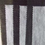 縫うアクセサリポリエステル及び行間に書き込むナイロン非編まれた可融性のライニング