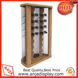 Деревянная стойка индикации Eyewear счетчика индикации Sunglass для торговой выставки