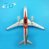 Modèle de plan métallique Airbus A320neo Jetstar Airlines