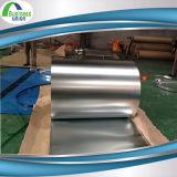 Le Gi enduit d'une première couche de peinture enduit par zinc a galvanisé la bobine en acier