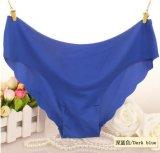 Nueva ropa interior Panty inconsútil de las mujeres del escrito de la señora joven resbalón de la manera