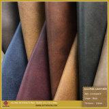 靴(S339100CP)のための流行の人工綿のImatiation PUの革