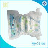 Couches-culottes pelucheuses de bébé de bébé de contact doux de la Chine d'usine de confort somnolent sec de couche-culotte