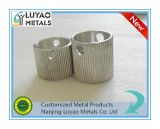 주문품 정밀도 CNC 알루미늄 기계로 가공 부속