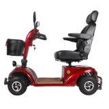 Scooter électrique à 4 roues à l'usine avec certificat Ce