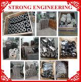 構築の起重機のワームまたはウォームホイールまたはワームの歯車機構