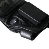 Перчатка самых последних электронных полиций ИМПа ульс тактическая, с кожей козочки и материалом волокна углерода