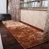 ポリエステル毛羽織りの高品質の床の敷物