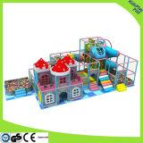 El equipo del patio interior de plástico de productos de juegos infantil