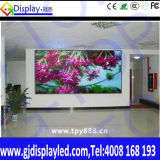 P3.91 P4.81 P5.95 실내 임대료 LED 스크린 전시는을%s 가진 주조 알루미늄 LED 내각을 정지한다