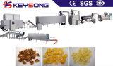 Flocos de milho do aço inoxidável que fazem a máquina