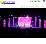 Schnelle Vorwärts-LED-Bildschirmanzeige der Miete LED