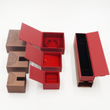 Neuester Entwurfs-Papierverpackenschmucksache-Schmucksache-Geschenk-Kasten (J56-E)