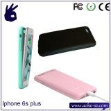 新しい電光無線充電器のiPhone電池とのケースと6 6s