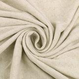 Tessuto di cotone organico che lavora a maglia tessile organica buona per il bambino