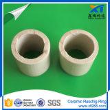 Anillo de cerámica de Rasching de la resistencia de alto grado de ácido