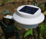 La rete fissa solare illumina gli indicatori luminosi degli indicatori luminosi LED della parete della lampada del corridoio