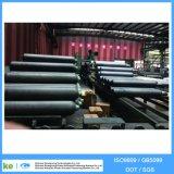 cilindro de gás industrial ISO9809/GB5099 do aço 40L sem emenda