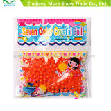 Colorido cristal del suelo de barro de agua perlas Bio Gel bola de la flor / de la boda / decoración