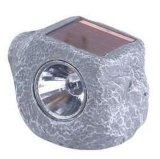 Pietra solare chiara di pietra solare di simulazione dell'indicatore luminoso del prato inglese