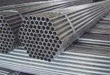Tubo de acero revestido del cinc Q235 LSAW del uso de la construcción