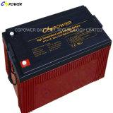 batterie de gel de longue vie de 12V 250ah Mf pour des zones sensibles