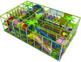 Equipamento interno do campo de jogos do parque de diversões de 2016 plásticos