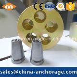 Сжатия Anchorage для стренги PC 12.7mm