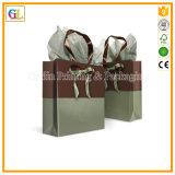 異なったタイプデザインの贅沢なショッピング紙袋